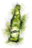 Painted Beer Stock Photography