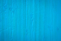 Painted blue wooden board royalty free stock images