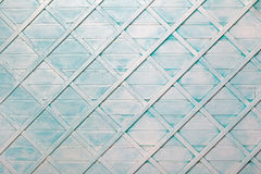 Painted blue wooden texture Royalty Free Stock Photo
