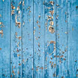 Painted boards texture Stock Images