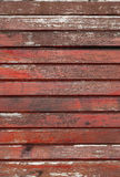 Painted boards Stock Image