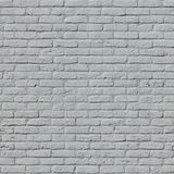 Painted brick wall Stock Photo