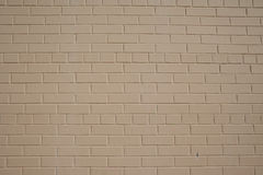 Painted brick wall texture 1 Stock Photos