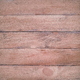 Painted brown wooden planks texture Stock Photography
