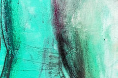 Painted canvas detail texture background Stock Image