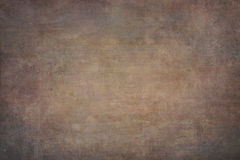 Painted canvas or muslin fabric cloth studio backdrop Royalty Free Stock Photography