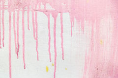 Painted canvas texture Royalty Free Stock Photo