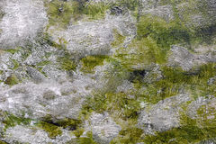 Painted canvas texture Stock Images