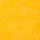 Painted cement texture yellow background Stock Photo