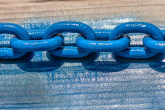 Painted Chain Stock Images