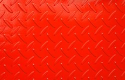 Painted checkerplate Royalty Free Stock Images