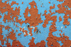 A painted concrete wall  background Royalty Free Stock Images