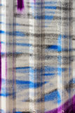 Painted corrugated metal Royalty Free Stock Images
