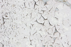 Painted cracked wall texture Stock Photo