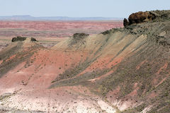 The Painted Desert Stock Photo