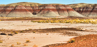 The Painted Desert Royalty Free Stock Photos