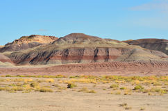 The Painted Desert Stock Images