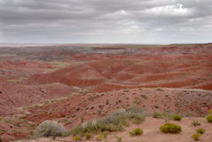 Painted Desert Stock Photo