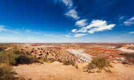 Painted Desert, Arizona Stock Photography