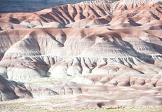 Painted Desert Arizona Stock Photo