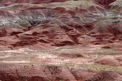 Painted Desert Colors and Textures Royalty Free Stock Photo