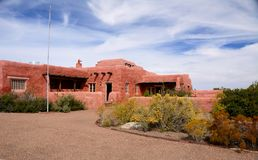 Painted Desert Inn royalty free stock photos