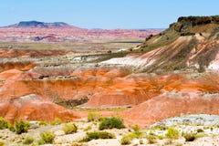 Painted Desert Landscape Royalty Free Stock Image