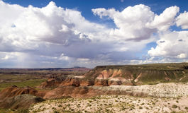 Painted Desert National Park Royalty Free Stock Images
