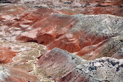 Painted Desert National Park Royalty Free Stock Photos