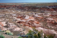 Painted Desert National Park, USA Stock Image