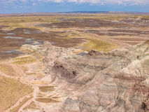 Painted Desert, Petrified Forest Royalty Free Stock Photo