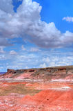 Painted Desert Storm Stock Images