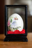 A painted easter-egg Royalty Free Stock Photos