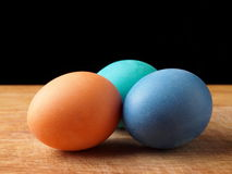Painted easter egg. Painted easter group egg colored Royalty Free Stock Image