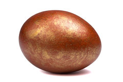 Painted easter egg Stock Photography
