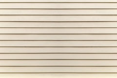 Painted fiber cement board siding wall background Stock Images