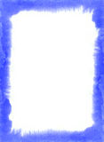 Painted frame Royalty Free Stock Photos