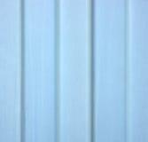 Painted galvanized steel siding Royalty Free Stock Photo