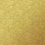 Painted Gold Foil Texture Background  Royalty Free Stock Image