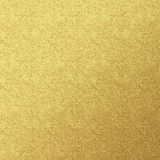 Painted Gold Foil Texture Background Stock Image