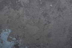 Painted gray sprinkled shabby background. Concrete texture. Painted gray sprinkled shabby background. Concrete texture royalty free stock photos