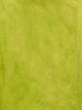 Painted green background Stock Photography