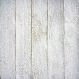 Painted grey wooden planks Royalty Free Stock Images