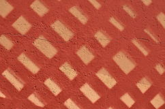 Painted grid background Royalty Free Stock Photo