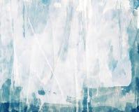 Painted grunge background Stock Image