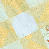 Painted grunge paper texture Stock Image