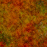 Painted grungy background in vivid fall colours. Computer generated painting of backdround in autumn colours Royalty Free Stock Images