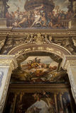 Painted hall in Greenwich. London Royalty Free Stock Photos