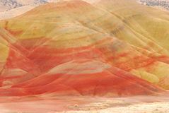 Painted Hills Royalty Free Stock Photos