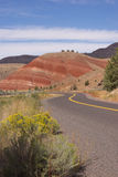 Painted Hills Fossil Beds Oregon State USA North America Royalty Free Stock Images